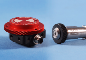 The Inspection Robotics Encoder Suite for accurate position feedback.
